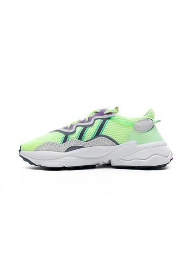 adidas Spor Ayakkabı Yeşil